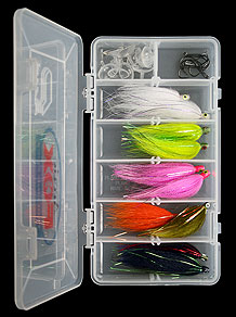 ArcticFox Tube Fly - Deep Water StackPac