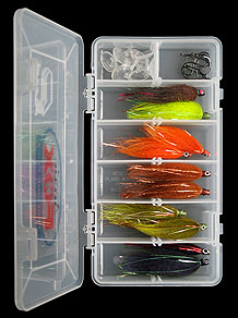 ArcticFox Tube Fly - Shallow Water StackPac